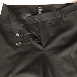 New York & Company Pants - Lightweight Stretchy Dress Pants - Black